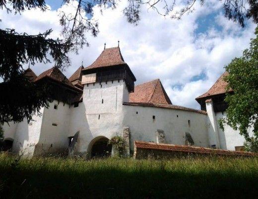 Biserica Evanghelica Fortificata de la Viscri, Brasov
