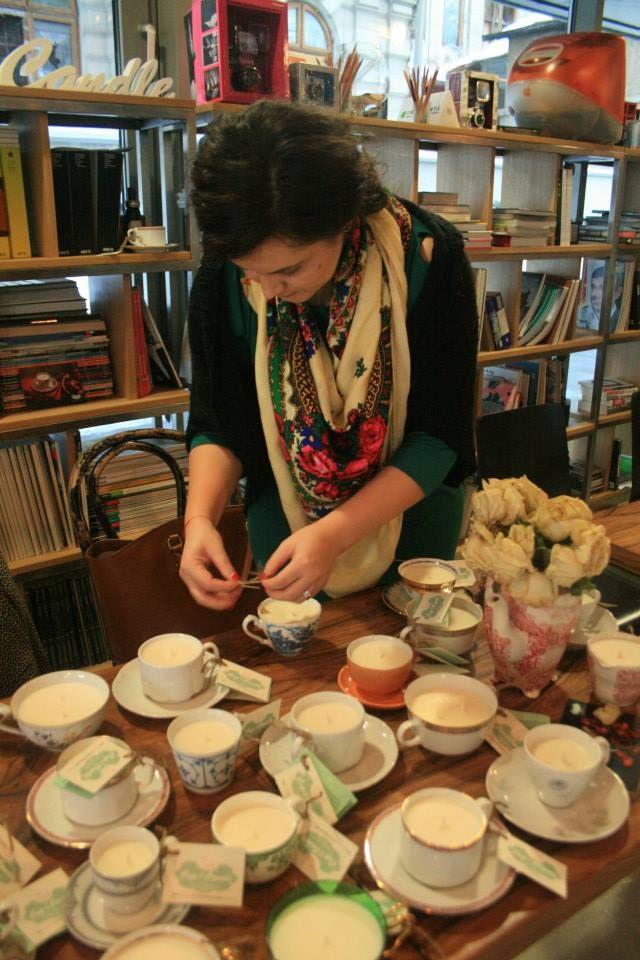 Winter Fair(y)tale@ Institute, The Cafe www.facebook.com/Institute.ro