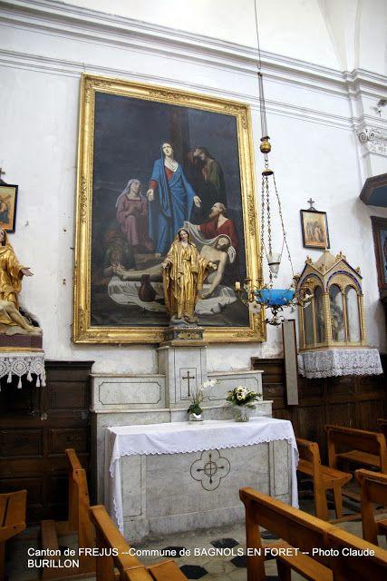 Retable Eglise St-Antonin