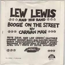 Lew Lewis (Stiff BUY 5).
