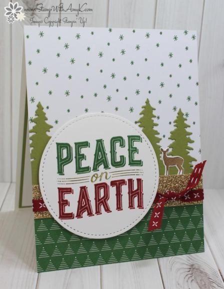 Stampin' Up! Carols of Christmas Sneak Peek