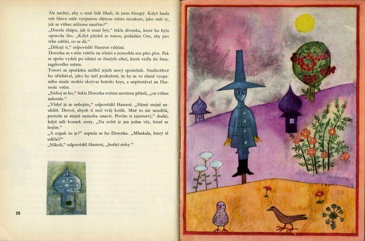 Arnošt Karásek - Čaroděj ze země Oz (L. Frank Baum)