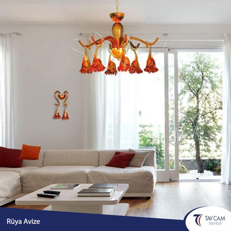 Kendisine özgü tasarımı ile salonunuzdaki tüm dikkatleri üzerine çekebilecek olan Rüya Avize.Detaylı incelemek için linke tıklayın:http://bit.ly/2eXVnEU #tavcam #tavcamavizeaydınlatma #tavcamavize.com #rüyaserisi #rüyavize #avizeci #üretim #aydınlatma #dekorasyon #elyapımı #camsanatı #şık #Turkey #exclusive #special #bright #design #art
