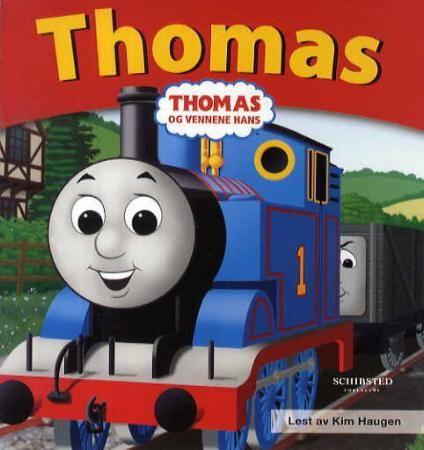 Thomas toget lydbok. Ark 199kr.