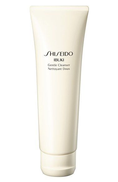Shiseido 'Ibuki' Gentle Cleanser available at #Nordstrom