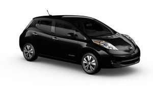 2015 Nissan Leaf colors