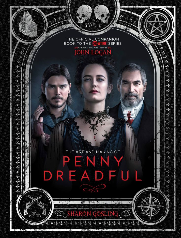 Penny Dreadful. This show is amazingly awesome. Eva Green is a master at this role.