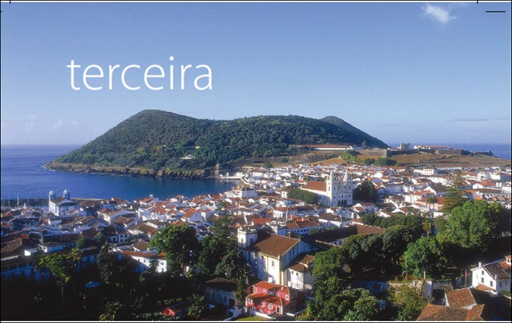 Azores Terceira island