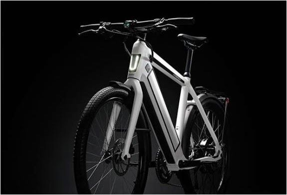 STROMER ST2 Elektrikli Bisiklet | TeknOlsun