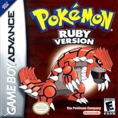 Pokémon Ruby Version [Game Boy Advance Game]