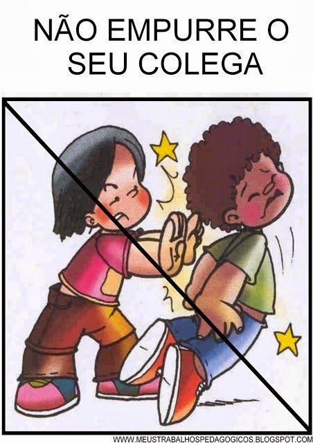 Avance: CARTÕES DE REGRAS DE CONVIVÊNCIA (PARTE 1)