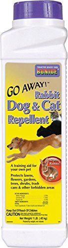 Bonide 870 1Pound Go Away Rabbit Dog and Cat Repellent ** Click image to review more details.