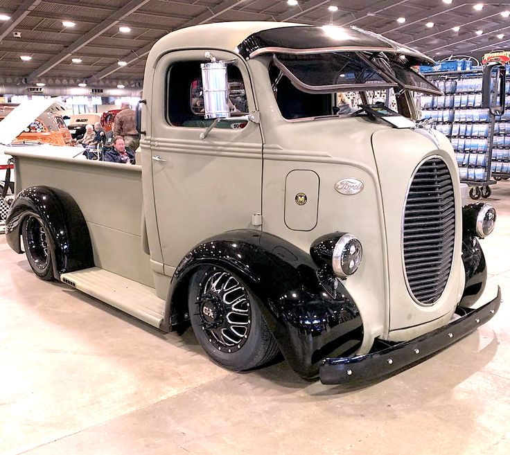 Ford Of Tulsa: 1932-40 Ford COE Custom Truck In Tulsa