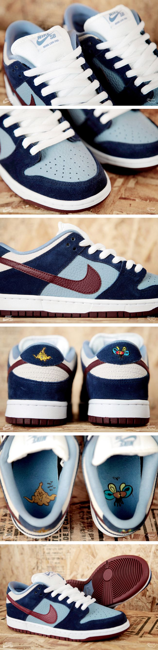 "Detailed Photos: FTC x Nike SB Dunk Low Pro ""Finally"""