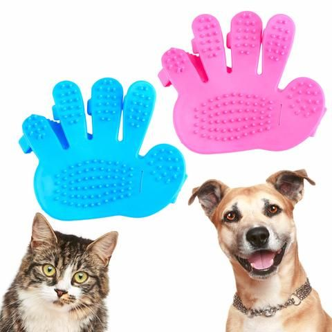 All New Pet Grooming Glove & Massaging Mitt - Visit Today for Great Deal! While Stocks Last! #BigStarTrading.