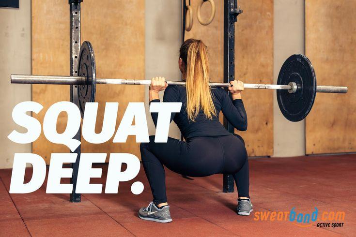 squat for leg day