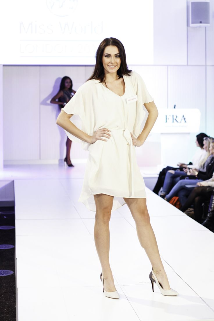 Miss Bosnia & Herzegovia with a little help from @ADCreativ