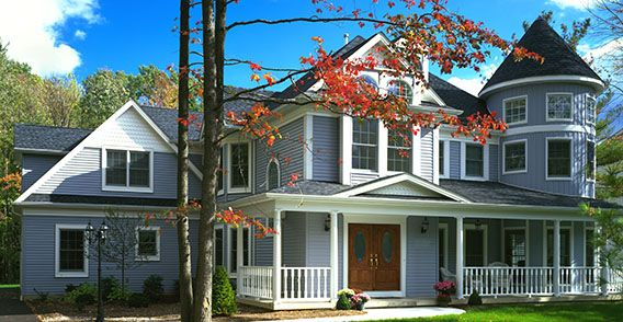 Siding: It's About Beauty. It's About Choice.
