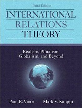 INTERNATIONAL RELATIONS THEORY  - THE WORLD'S ACADEMY