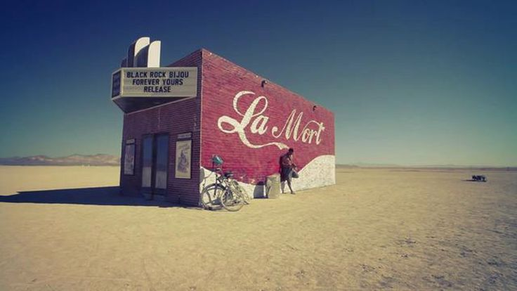 Burning Man: Rites Of Passage - Day on Vimeo