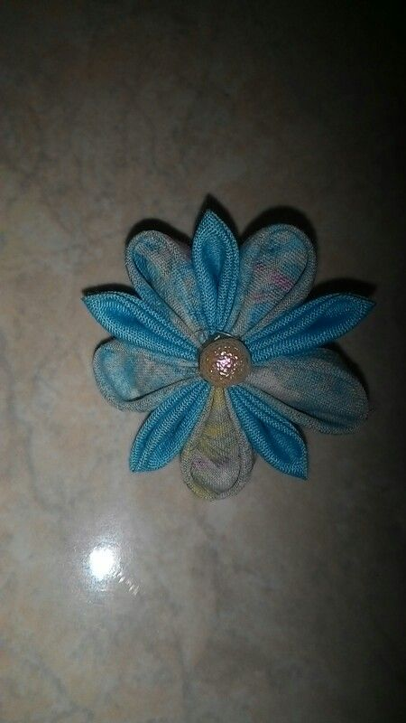 Blue pearl flower