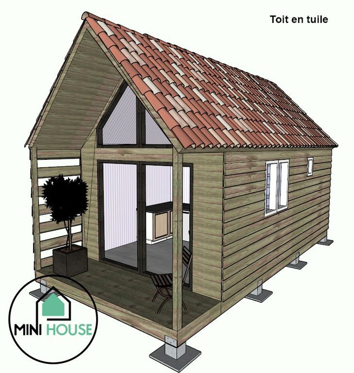 12 best Tiny house images on Pinterest Tiny houses, Alternative - hygrometrie dans une maison