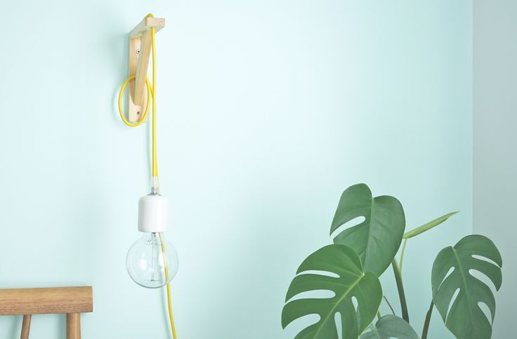 J'ai fabriqué ma baladeuse Edison pour ma chambre