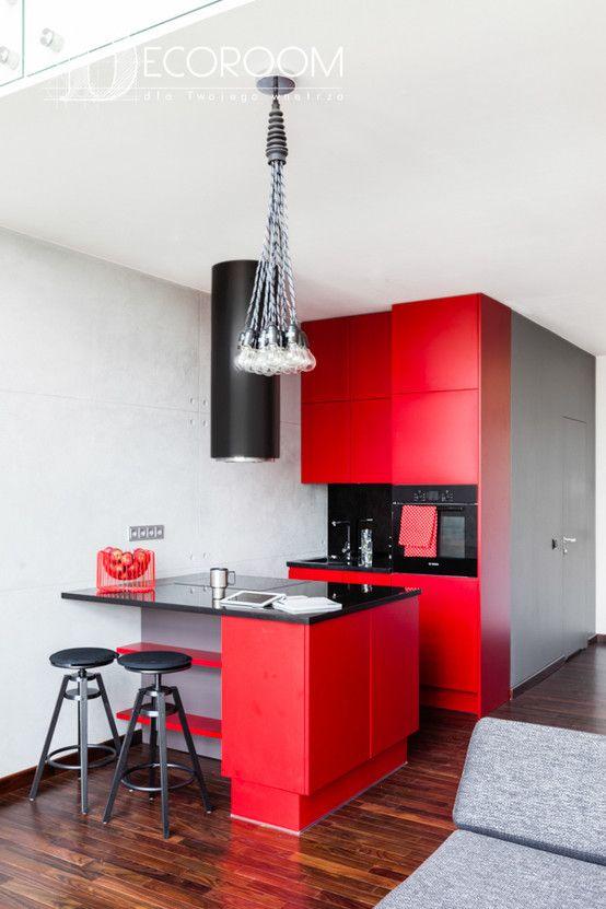 10 grandes ideias para cozinhas pequenas! https://www.homify.pt/livros_de_ideias/39260/10-grandes-ideias-para-cozinhas-pequenas