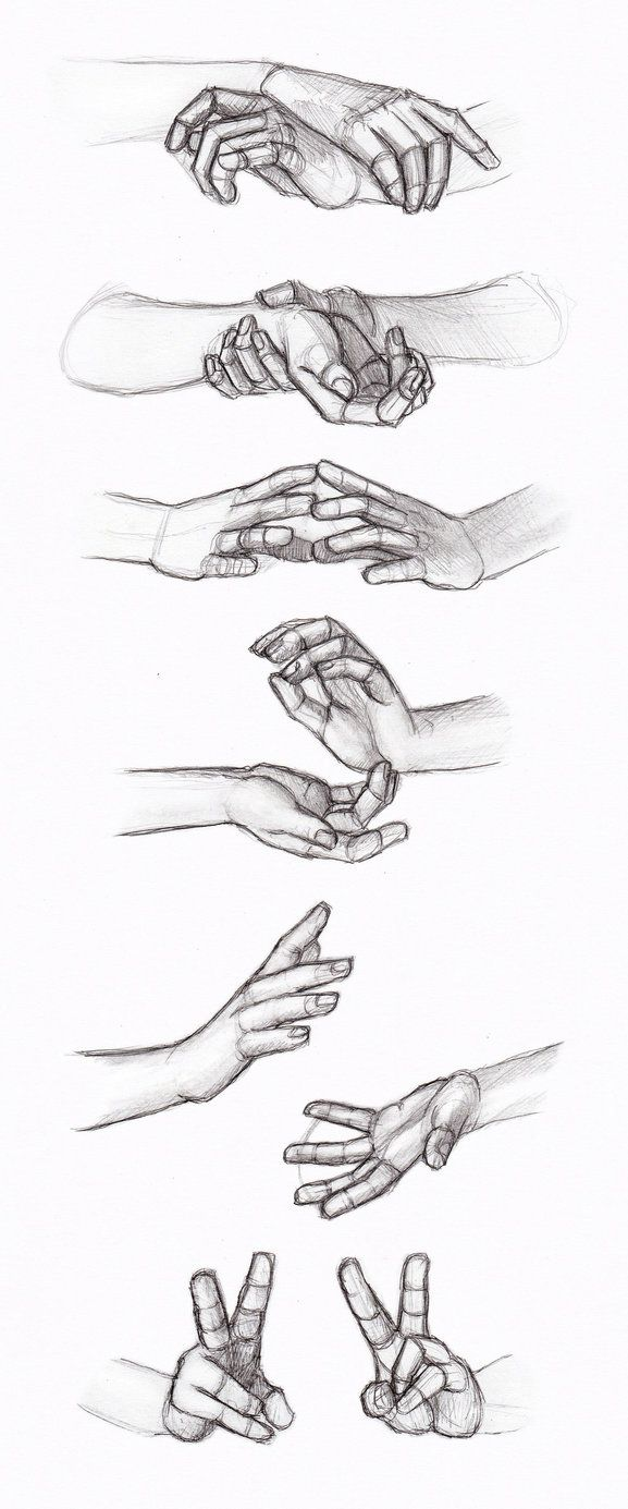 77 best Drawing Hands images on Pinterest | Drawing reference ...