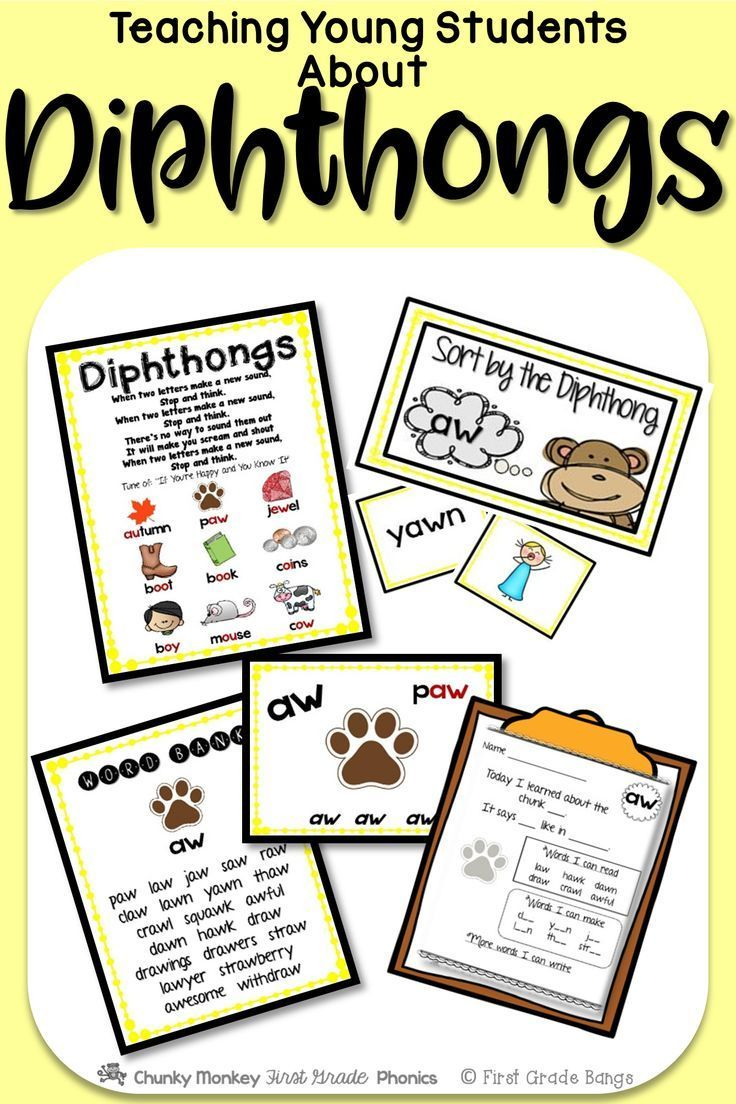 02ac7611005 Diphthongs and special vowel sounds can be tricky for young readers