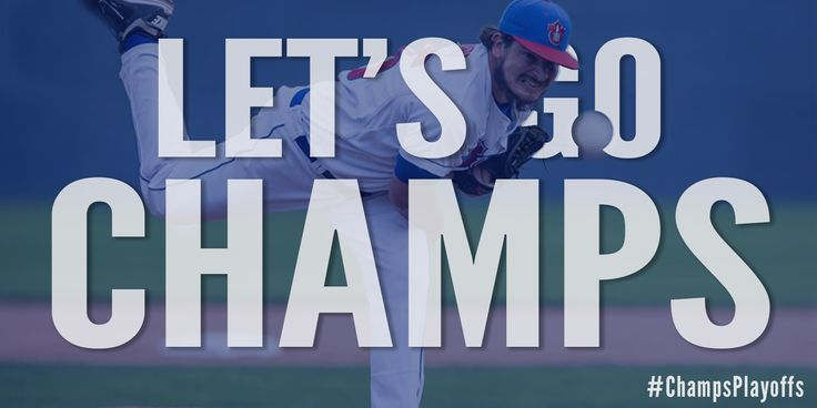 Promotional poster for the 2015 playoff run by Ottawa Champions with closer Alan DeRatt