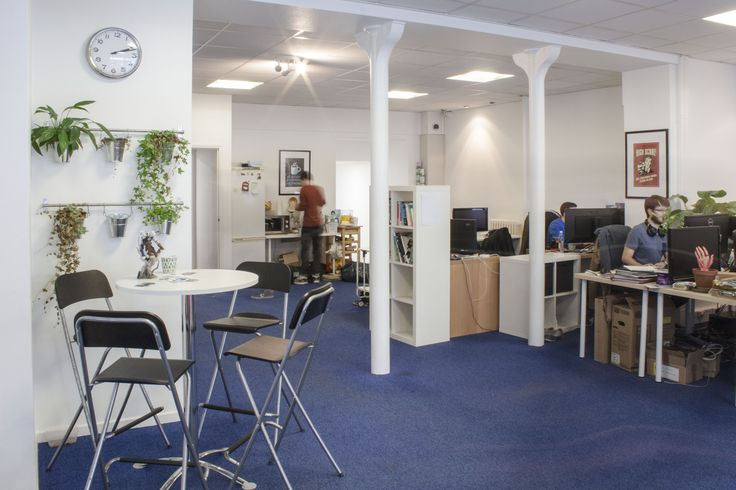 Atlangames - Coworking Nantes - Neo-nomade : Work outside the box