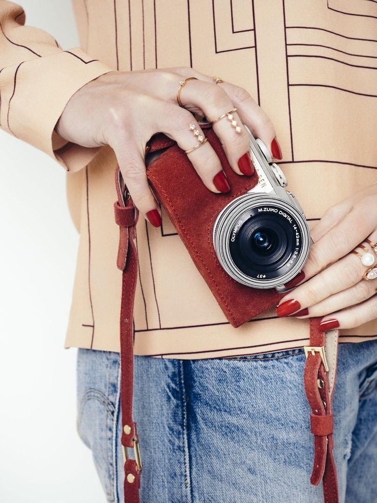 Urzekający design, zachwycająca jakość zdjęć, elegancja i najnowocześniejsza technologia - zakochasz się w nim.