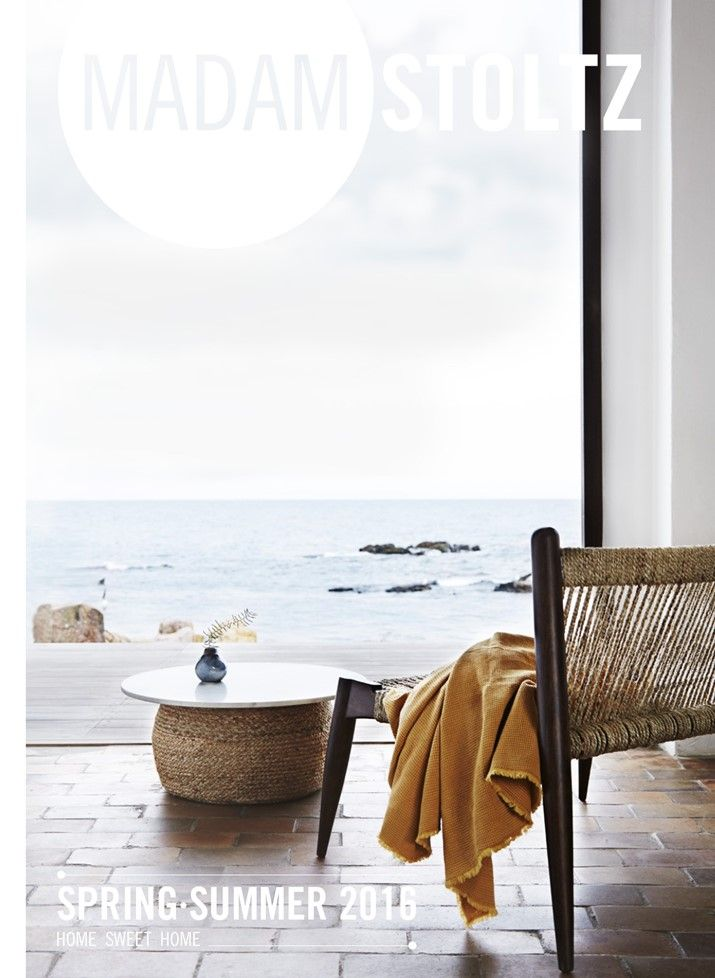 HOME SWEET HOME SPRING·SUMMER 2016