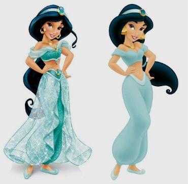 Принцесса Жасмин – копируем образ (прическа Жасмин, костюм и макияж Жасмин) | Каблучок.ру
