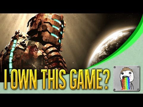 Wait, I Own This? | Dead Space - A lot of dead and space, rightfully so. - YouTube