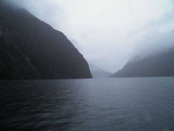 Milford sounds, New Zealand - M.Belluet