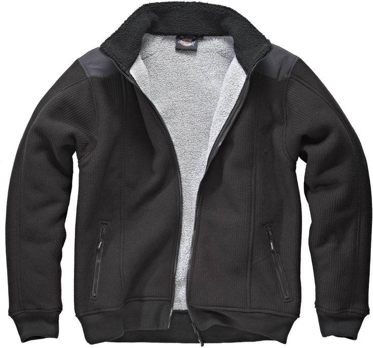 Pour eviter les coups de froid sur vos chantiers, enfilez la veste de travail doublee Eisenhower Dickies, disponible sur Oxwork.com !