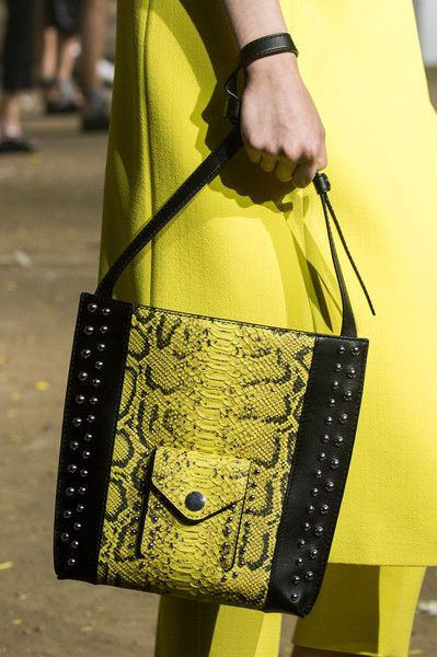 3.1 Phillip Lim at New York Fashion Week Spring 2017 - Details Runway Photos