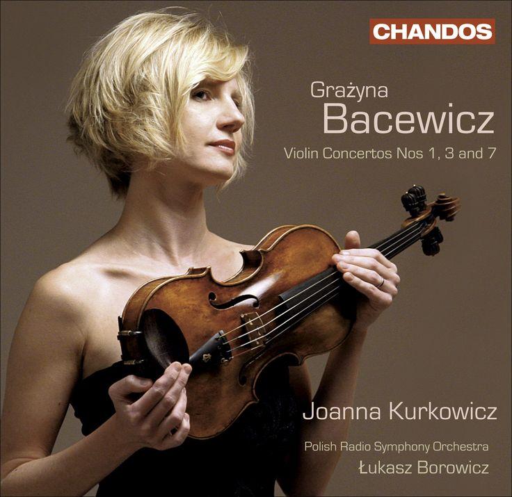 Polish Radio Symphony Orchestra Warsaw - Bacewicz: Violin Concertos Nos. 1, 3, & 7