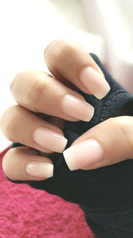 Neutral Acrylic Nails Square Share1 11 8k 11 8ksharesalmond Shaped