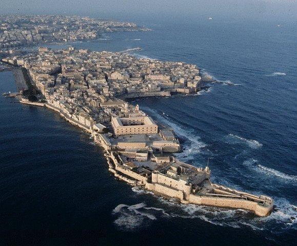 The Isle of Ortigia- Siracusa - Sicily