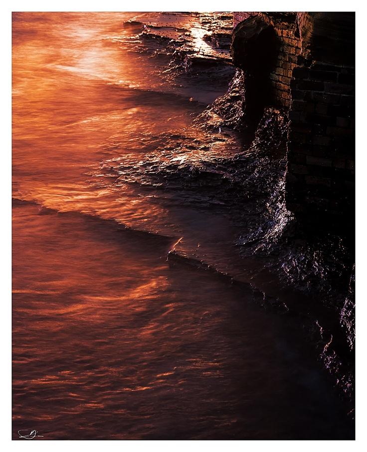 Cliffs of Coogee III by mdomaradzki.deviantart.com on @deviantART