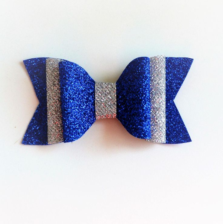 "Sparkle 3.6"" hair bow Party bow Hair accessory Birthday girl Baby Girl bow Girl mini bow Baby bow Blue bow Frozen bow by 27Pearls on Etsy https://www.etsy.com/listing/496969207/sparkle-36-hair-bow-party-bow-hair"
