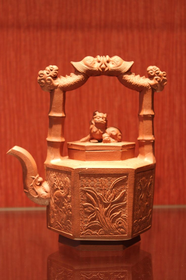 Kangxi Period Upright Handle
