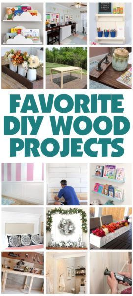 Easy DIY projects with wood. LOVE the cloud bookshelves and the stained tray. Great beginner projects!!!