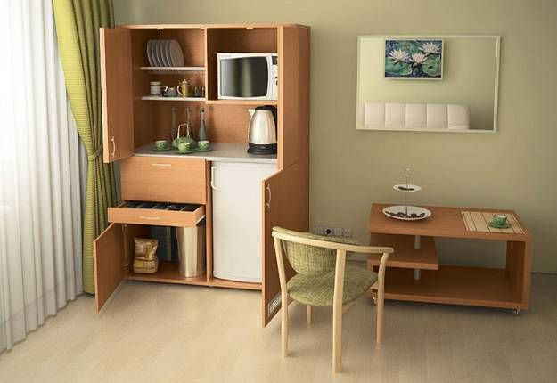 Mini fridges are great ideas for small spaces. Small portable mini fridges are the best for students and frequent travelers. A mini fridge design can be bright and colorful, reflecting someone's personality and improving mood, adding color and creative design to living spaces. These small appliances