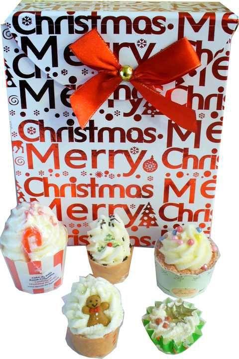 Box de Bain Merry Christmas