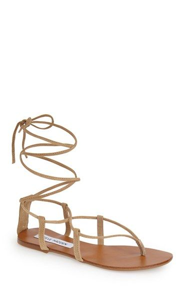 Steve Madden 'Werkit' Gladiator Sandal (Women) available at #Nordstrom
