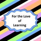 Looking for products that target the BASIC SKILLS?   Wanting some new things to add to the units you already have in place?  Drop by my store and check out my products.  I am sure you will find something you can use!  LIVE, LAUGH, LOVE, LEARN!              http://vlconrad.blogspot.com/...